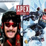 DrDisrespect Triggered over Apex Legends