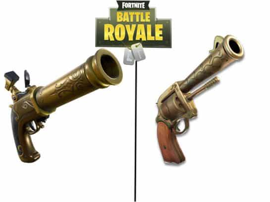 Flintlock Pistol Fortnite