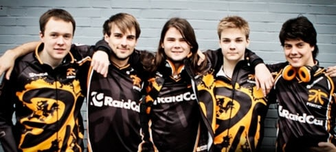 Fnatic 2011 League of Legends World Championship Season 1
