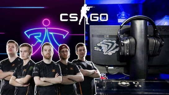 Fnatic Blames Monitors For 16-0 Loss WESG 2018 Esports