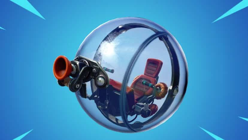 Fortnite Baller First Item