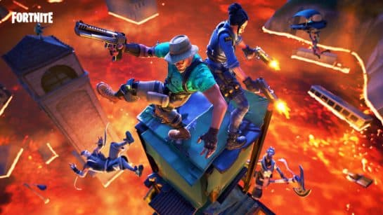 Fortnite Community is Angry Over Update v8.20 Changes