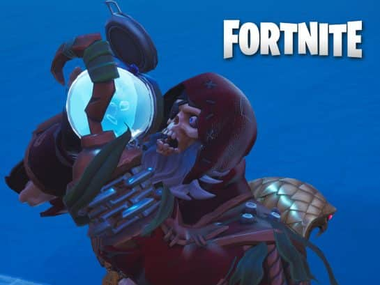 Fortnite Consumable Animations