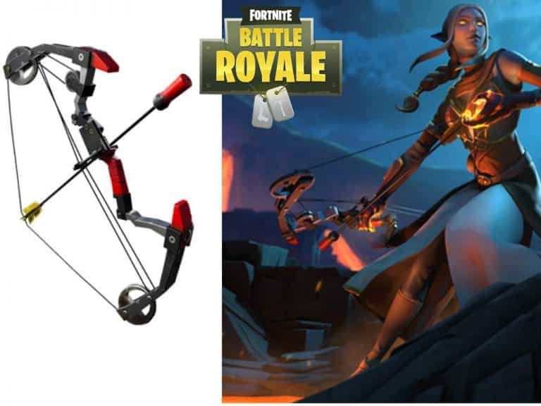 Fortnite Explosive Bow Weapon