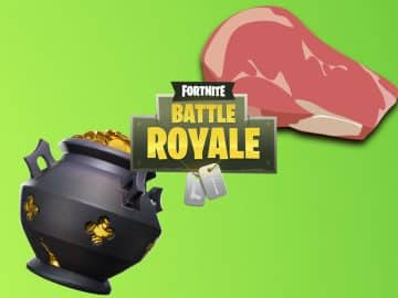 Fortnite Lucky Coins st patrick