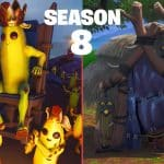 Fortnite Season 8 Theory