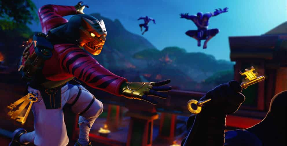 Fortnite Week 6 Loading Screen