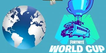 Fortnite World Cup Finalists Per Region