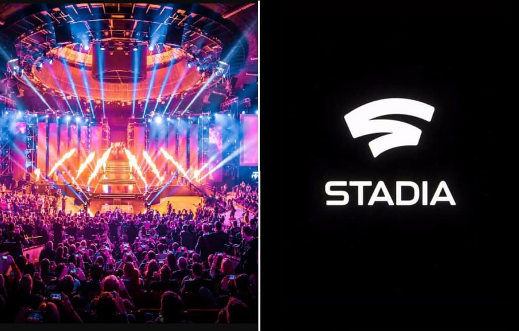 Google Stadia Esports Pro Competition Tournament