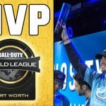 Gunless Gets MVP from CWL Fort Worth Luminosity Call of Duty Esports