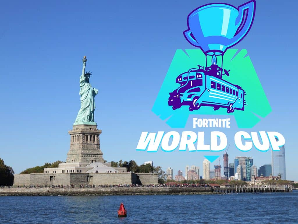 How To Qualify For The Fortnite World Cup