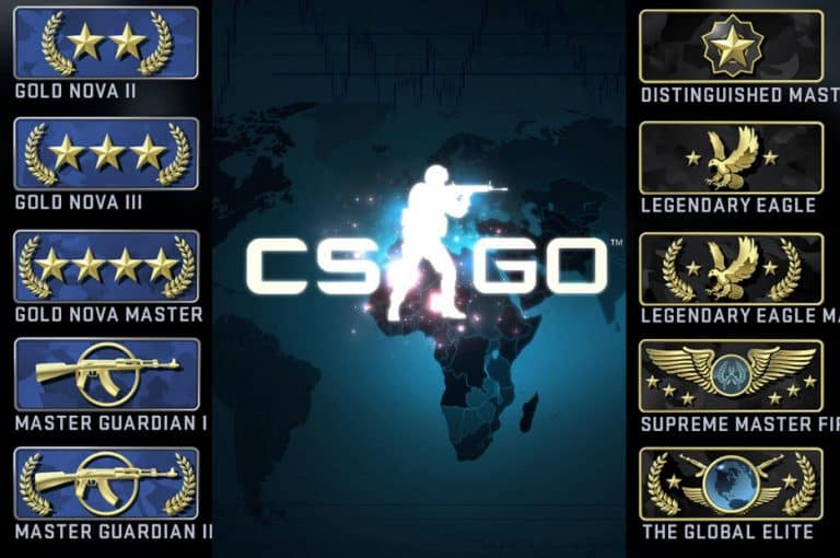 How to Get from Silver to Global in CSGO