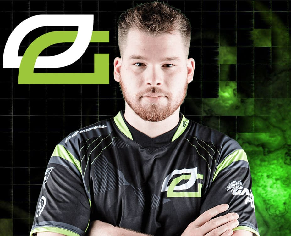Ian Porter Crimsix OpTic Gaming Esports Player