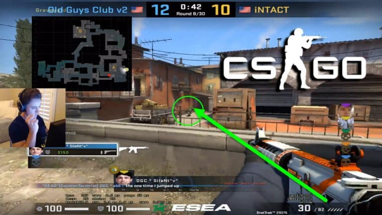 Is This the Smartest CSGO Clutch Ever