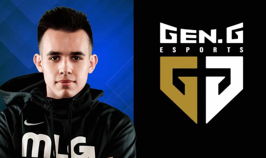 Maux - Gen.G Gaming CWL Player Stat KD