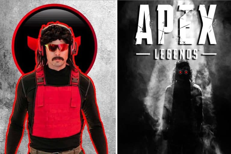 NRG Dizzy vs Dr Disrespect Apex Legends Battle Royale
