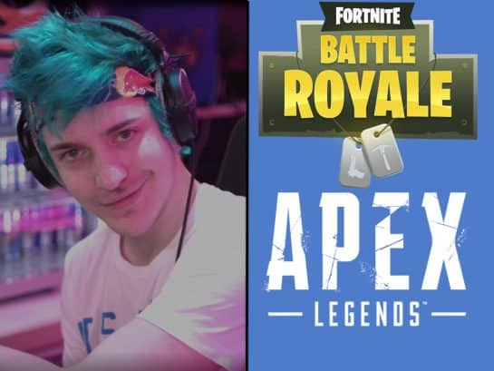 Ninja Explains Why He Is Not Playing Apex Legends