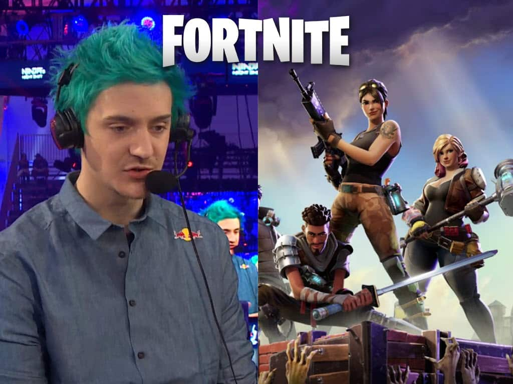 Ninja Fortnite Tips