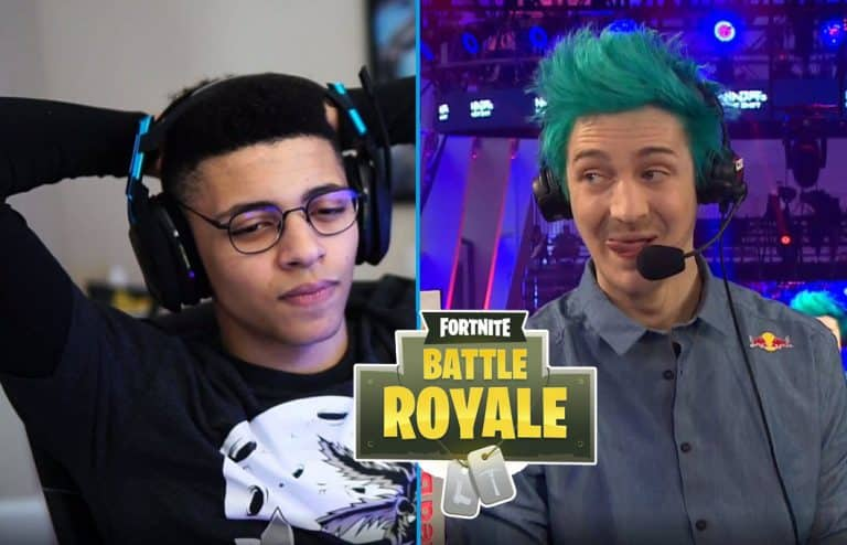 Ninja Shoots Shade At TSM Myth Myth Responds. [Fortnite Esports]