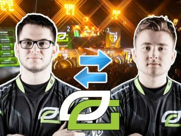 OpTic Gaming Role Switch After CWL Fort Worth Karma TJHaly