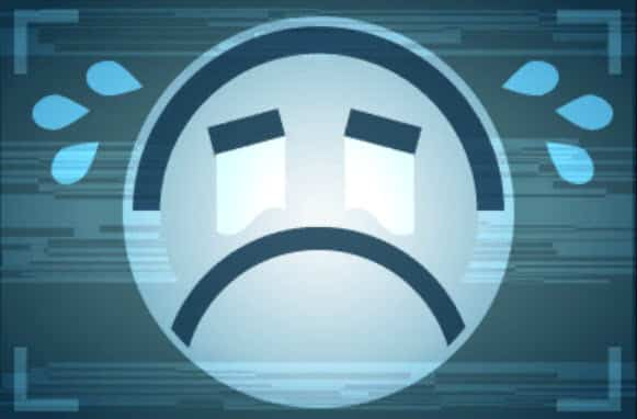 Pathfinder Sad Face in Apex Legends