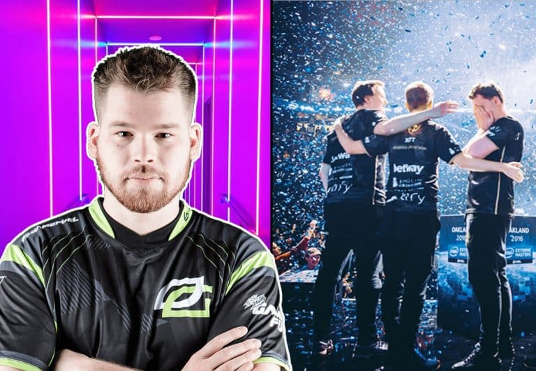 Powerful Message from Esports Player Ian Porter OpTic Crimsix