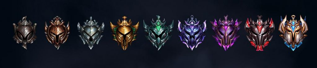 Ranks above Diamond marked for a late March reset League of Legends LoL