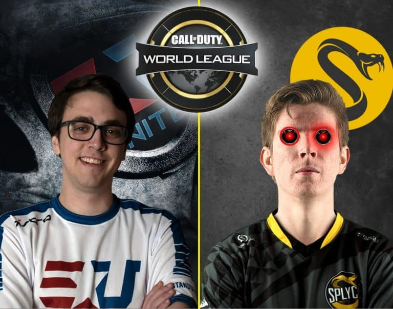 Shake Hands Loony and Clayster Decide After CWL Match Awkward Prop