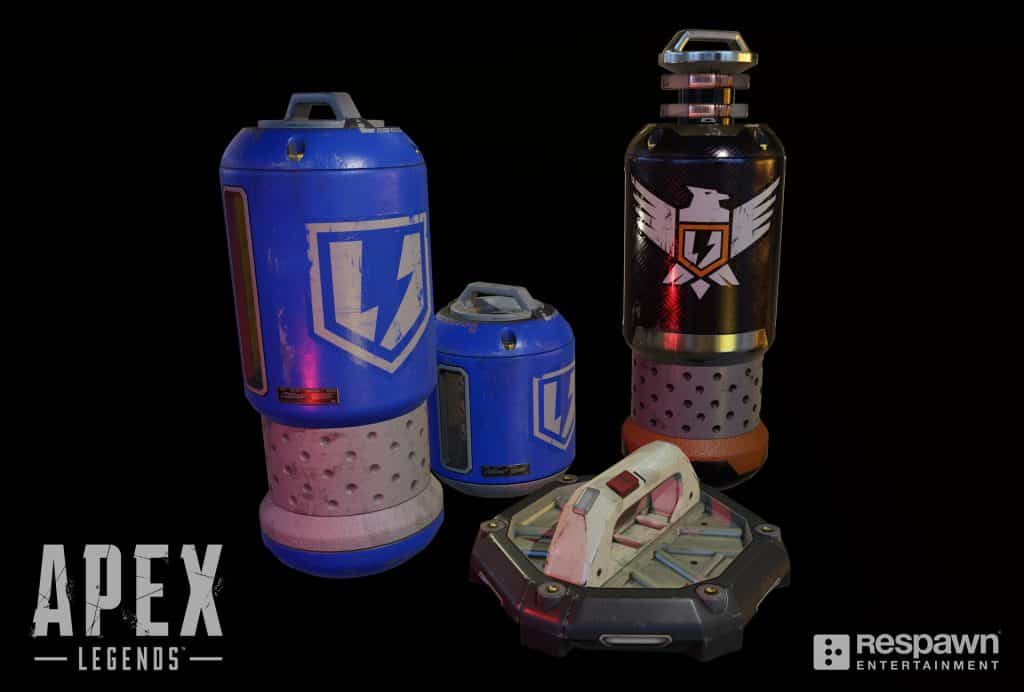 Shield Battery Body Shield Apex Legends Loot HD Image Chris Burks