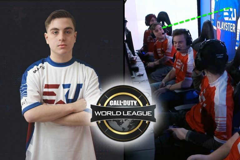 Simp, Welcome to the Call of Duty World League