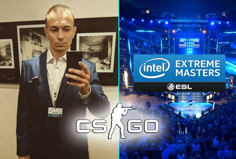 The Most Emotional CSGO Speech Ever by Michal Blicharz