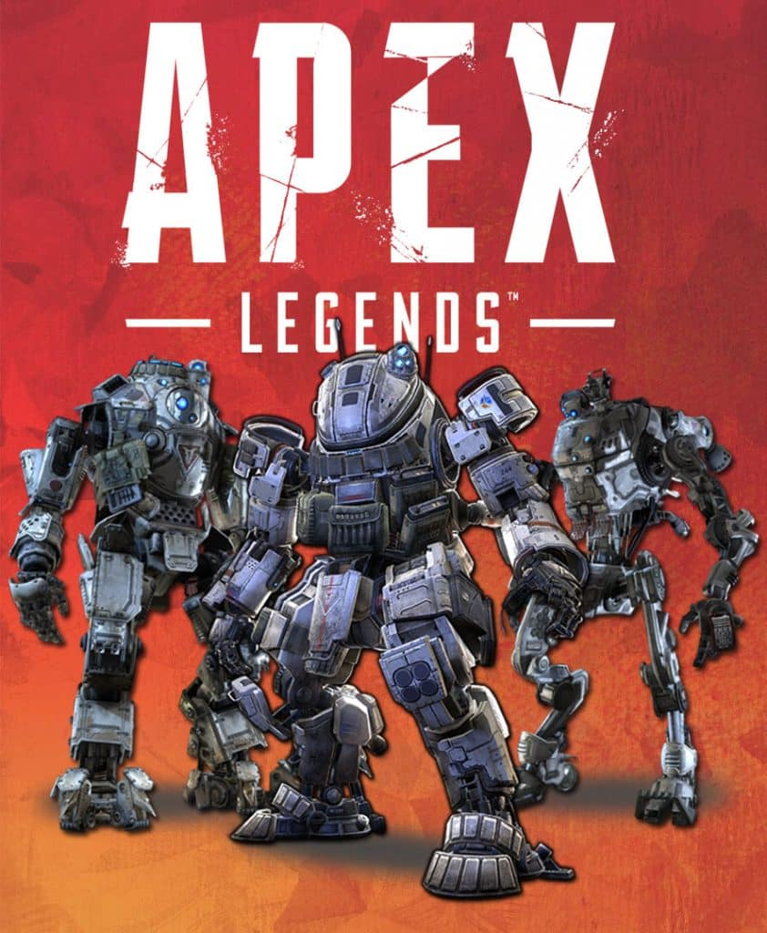 Titan Coming to Apex Legends Release Type