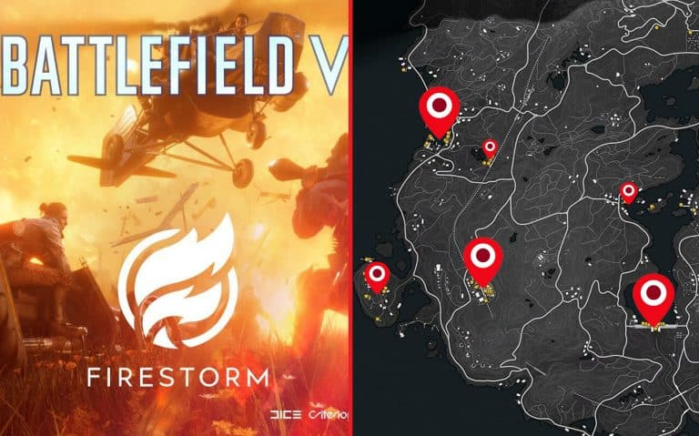 Where are the Best Loot Spots in Firestorm [Battlefield-V]