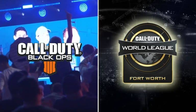 Where to Watch CWL Fort Worth on Twitch Stream