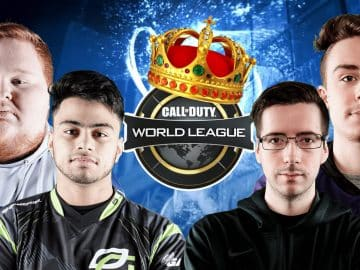 Who is the Best Player in the CWL Pro League Call of Duty Esports