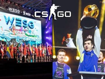 Windigo Gaming are the CSGO WESG 2018 Champions esports