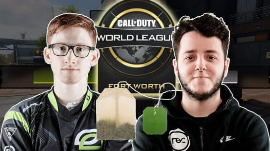 Wuskin Tea bag Scump's Body for Team Reciprocity Series Win