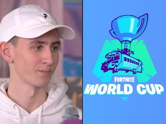 bizzle on fortnite world cup