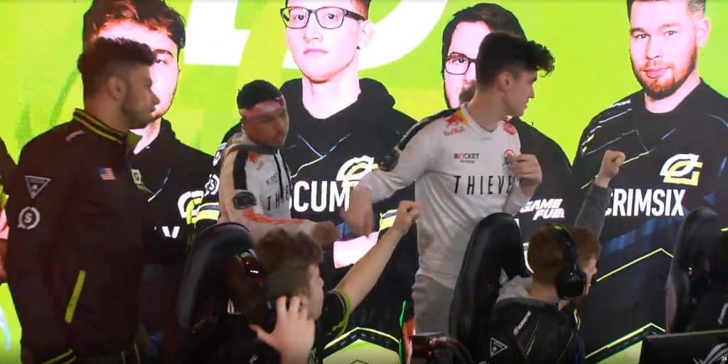 100 Thieves Sweep OpTic Gaming at the CWL Pro League Call of Duty