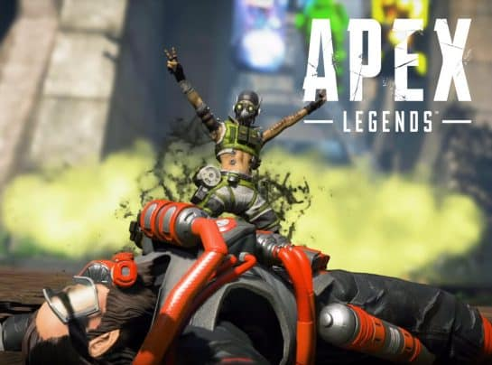 Apex Legends Cheater
