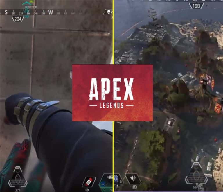 Apex Legends Glitch