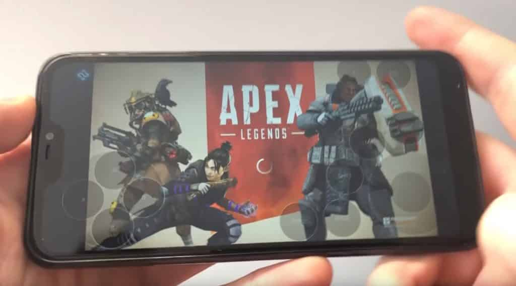 Apex Legends fake mobile app