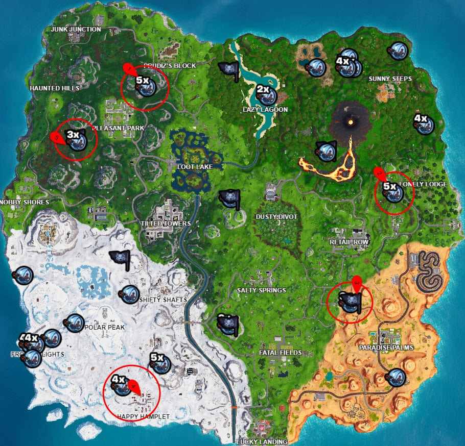 Best Landing Spots To help reach Champion League