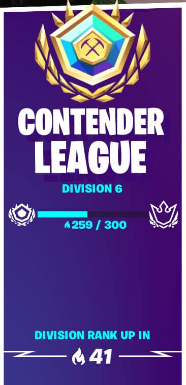 Best way to get from Division 6 to Fortnite Champion League