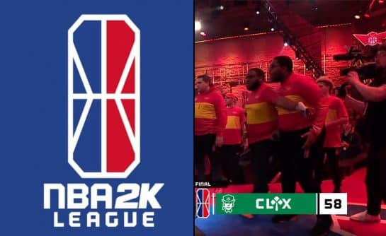 Brawl Erupts at NBA 2K League Match Between Hawks Talon and CLTX