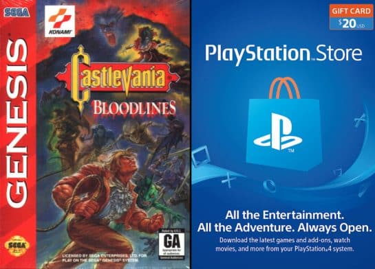 Castlevania Anniversary Collection Will Arrive on May 16 for PS4