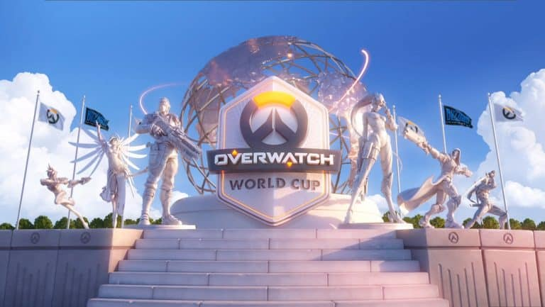Changes Announced for 2019 Overwatch World Cup