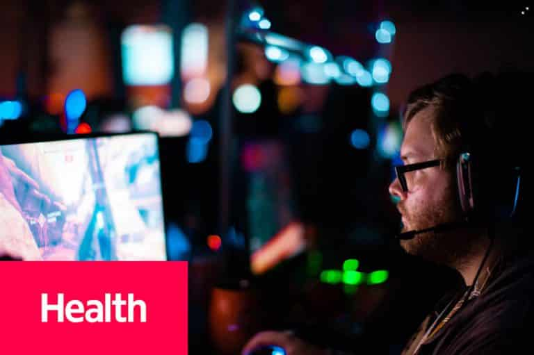 Esports Gaming Health Awareness