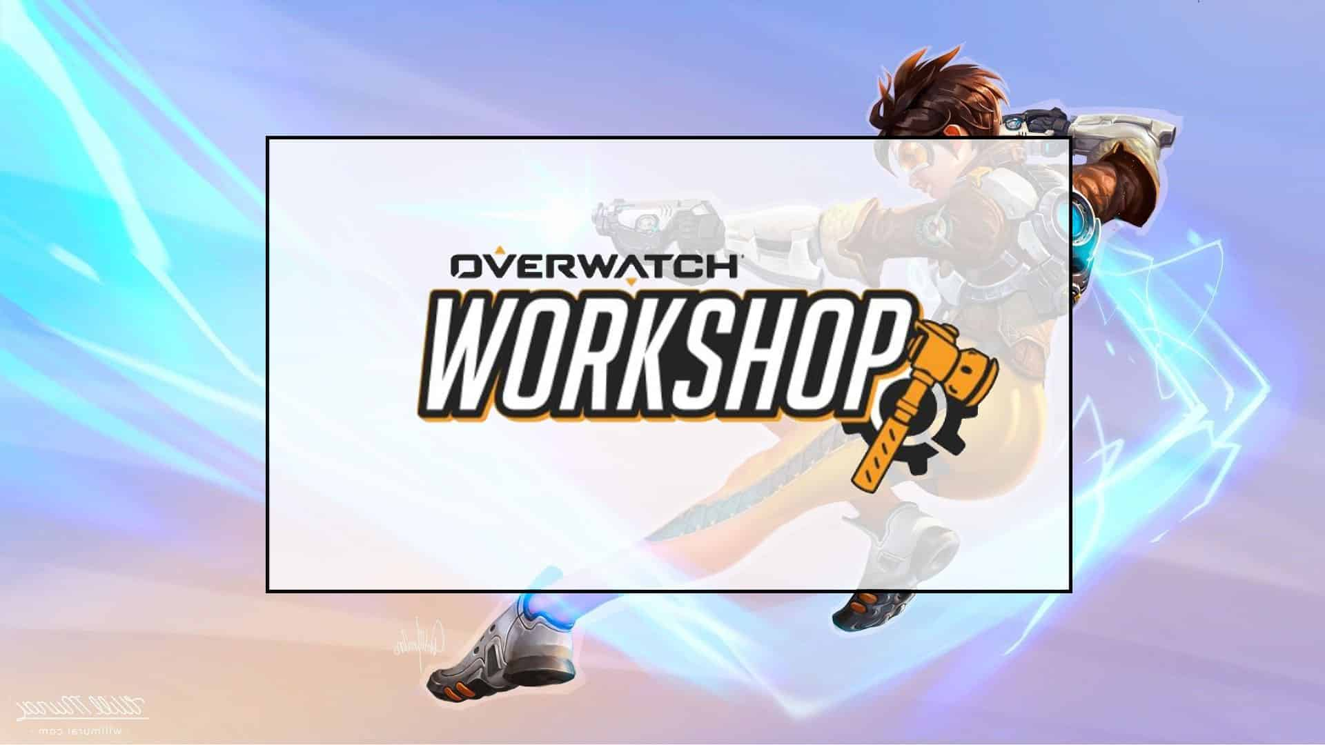 Everything You Need to Know About The Overwatch Workshop