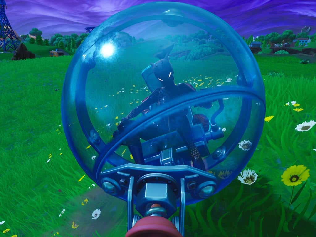 Fortnite baller gets nerfed